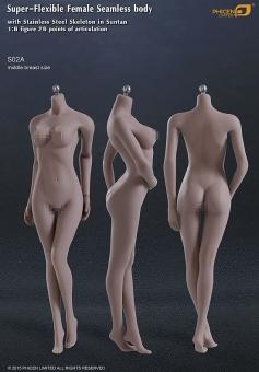 Super Flexible Seamless Body S02A