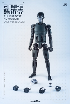 All Purpose Humanoid - Black Version