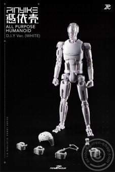 All Purpose Humanoid - White Version