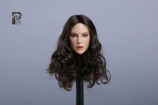 European / American Female Head