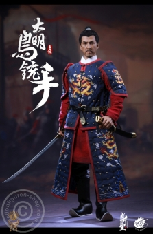 Ming Dynasty - Musketeer A