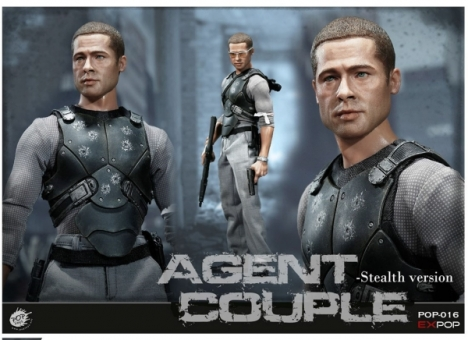 Mr. Smith - Stealth Version - Agent Couple