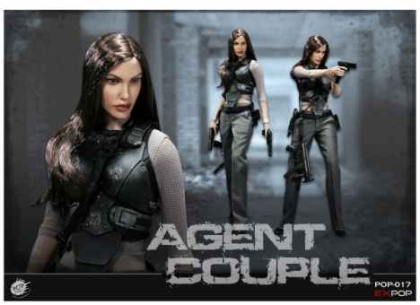 Ms. Smith - Stealth Version - Agent Couple