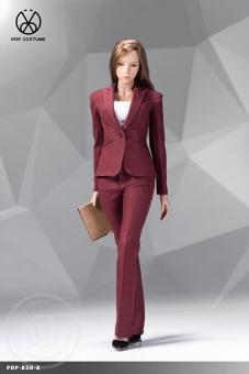 Office Lady - Female Suit - Pants Version
