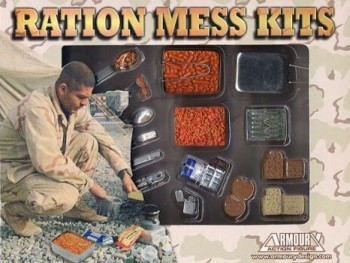 Ration Mess Kit