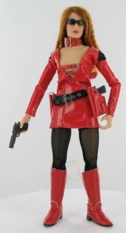 Red Spy-Girl