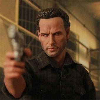 Sheriff Grimes - Kopf