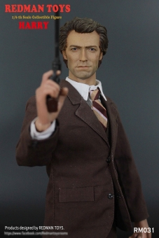 Inspector Harry - Clint Eastwood