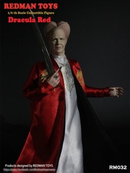 Dracula in Red Robe