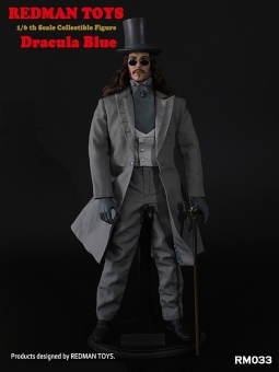 Dracula in Viktorian Outfit