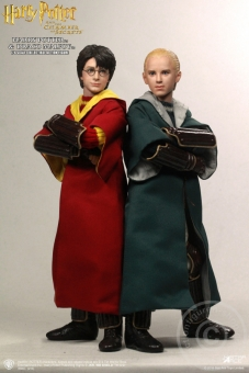 Harry Potter & Draco Malfoy (Quidditch Twin Pack)