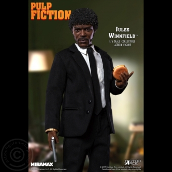 Jules Winnfield - Pulp Fiction