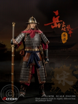 Soldiers of Song Dynasty - Team Leader