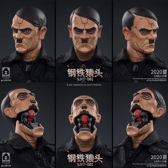 Figure Head Steel APEA Series 001
