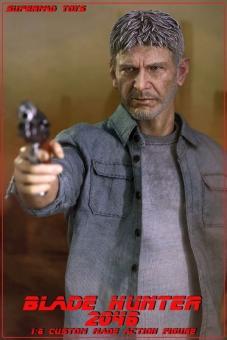 Hunter D - Blade Runner
