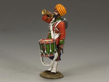 Ludhiana Sikhs Regiment Drummer Bugler