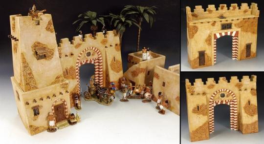Desert Village - The Gateway