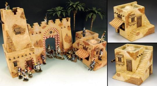 Desert Village - The Shop House