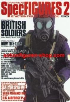 "SpecFigures 2 - 12"" Action Figure Guide Book"