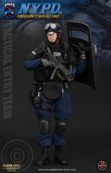 NYPD - ESU - TACTICAL ENTRY TEAM