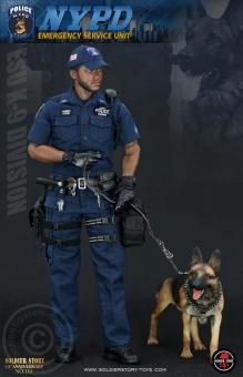 NYPD - ESU - K-9 DIVISION - (Hundestaffel)
