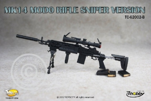MK14 MOD0 Rifle Sniper Version