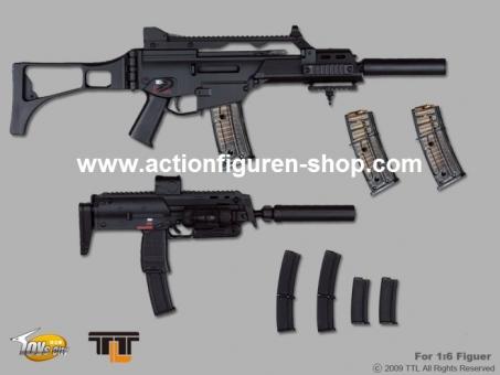 MP7 & G36C Set