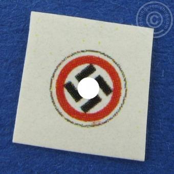 Krawatten-Parteiabzeichen