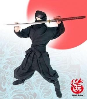 Ninja Suit Set - Black