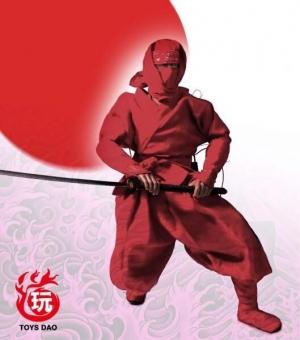 Ninja Suit Set - Red