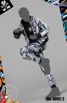 Sports Camouflage Outfit - light camo