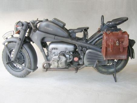 Zündapp KS750 Motorrad