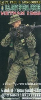 Lt. Paul Longrear - WoH Exclusive - NAM 1968