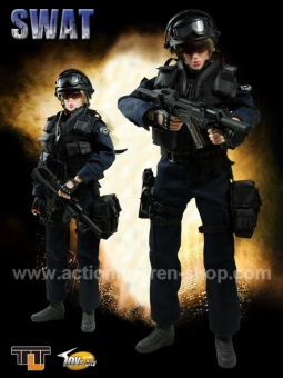 S.W.A.T. Female Officer