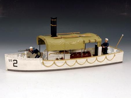 US Navy Steam Launch