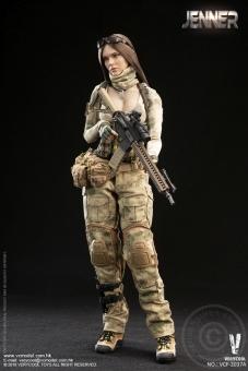 Jennifer (A) A-TACS FG Double Women Soldier