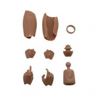 Body Parts - Connectors - Hands