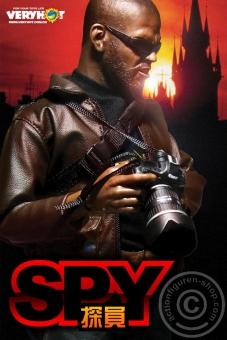 Spy - Undercover Agent - Full-Figure Set