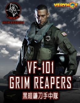 US NAVY VF-101 Grim Reapers Set
