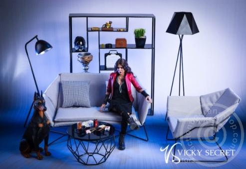 Furniture and Lamp Set - Livingroom