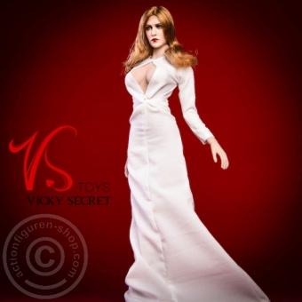 Olsen  Evening Dress - white