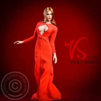 Olsen  Evening Dress - red