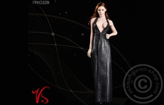Marilyn Dress - black