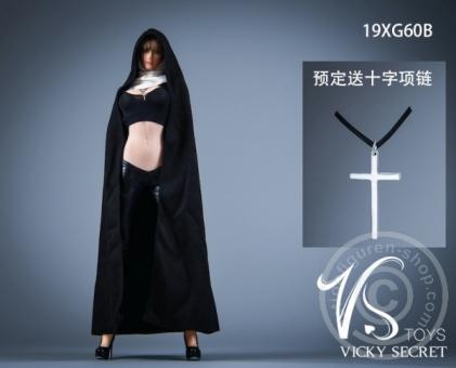 The Nun Leather Cloth Set - Style B