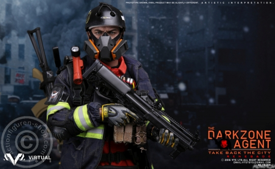 Renegade - The Darkzone Agent