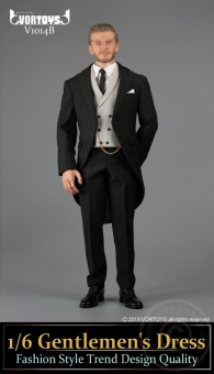Gentlemen´s Dress Set - black