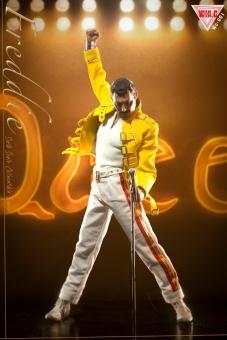 Freddie - Life at Wembley