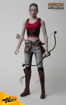 Arrow Girl - Cloth & Weapon Set