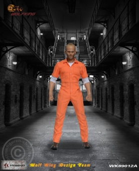 Prisoner Outfit mit Kopf