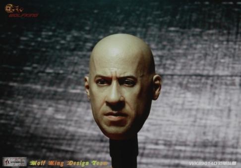 Vin Diesel - Head